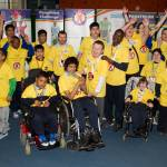 Wandsworth Team at Panathlon Final