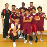 SOUTHFIELDS BASKETBALL COMPETITION