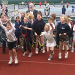 Wandsworth Mini Tennis Competition 2013
