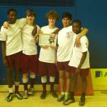 Wandsworth Power to London Sportshall Finals