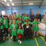 Team Wandsworth at the Panathlon