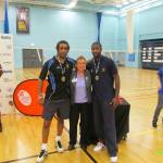 Wandsworth are London Volleyball Champions