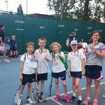 Honeywell aces win Mini Tennis Title