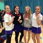 Graveney & Putney High win badminton silver!