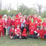 Orienteering Challenges go Red Nose Crazy!