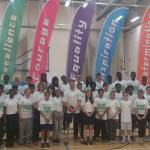 National School Sport Week launch