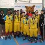 Battersea Park win silver at LYG Basketball