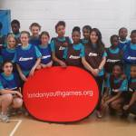 Clean sweep! Wandsworth Sportshall Athletics