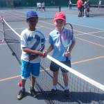 Mini Tennis is a Smash Hit!