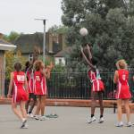 Netball takes centre stage!
