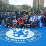 Battersea Primary School Football League