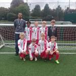 Penwortham & Honeywell win Football Titles
