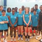 Wandsworth School dominate LYG Volleyball