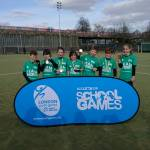 Success for Wandsworth at School Games Finals