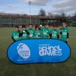 Success for Wandsworth at School Games Finals