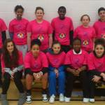 Sports Leaders at Panathlon Challenge