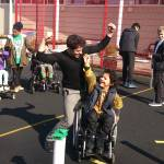 Winter Paralympics comes to Linden Lodge