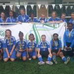 Southfields Girls Lift Football Title
