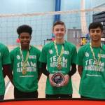 Wandsworth Strike Gold again at Volleyball!