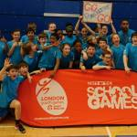 London School Games Spring Final 2017
