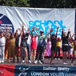 London School Games Final 2014